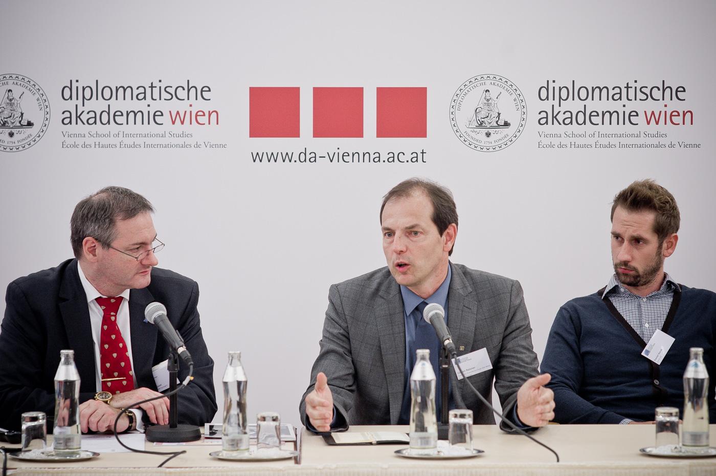 Smart Danube Region. Raizner with Senate of Economy in Austria.